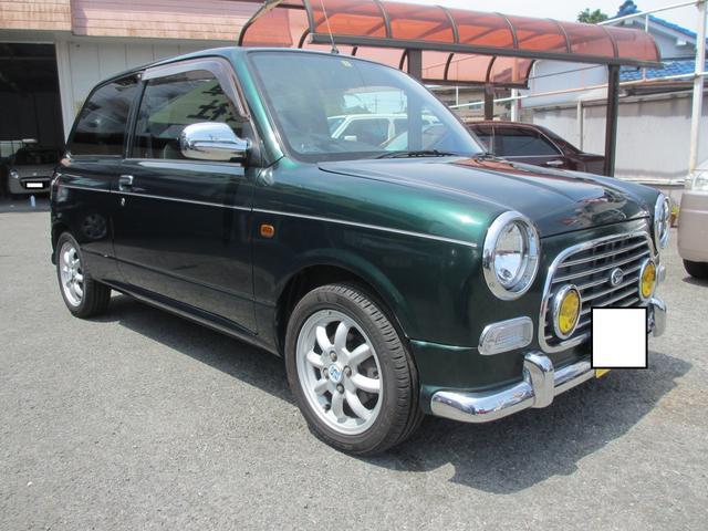 「ダイハツ」「ミラジーノ」「軽自動車」「大阪府」の中古車3