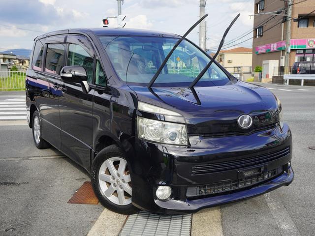 「トヨタ」「ヴォクシー」「ミニバン・ワンボックス」「奈良県」の中古車6
