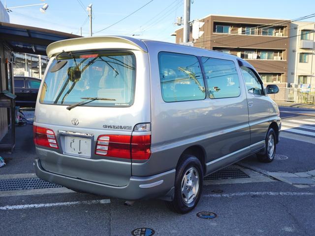 「トヨタ」「グランドハイエース」「ミニバン・ワンボックス」「奈良県」の中古車8