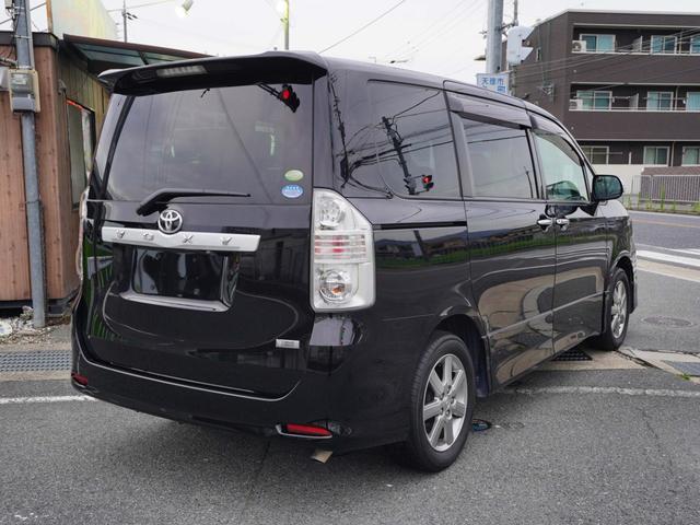 「トヨタ」「ヴォクシー」「ミニバン・ワンボックス」「奈良県」の中古車8