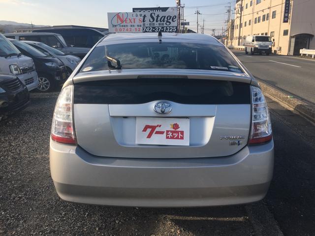 トヨタ プリウス S ワンオーナー ETC バックモニター
