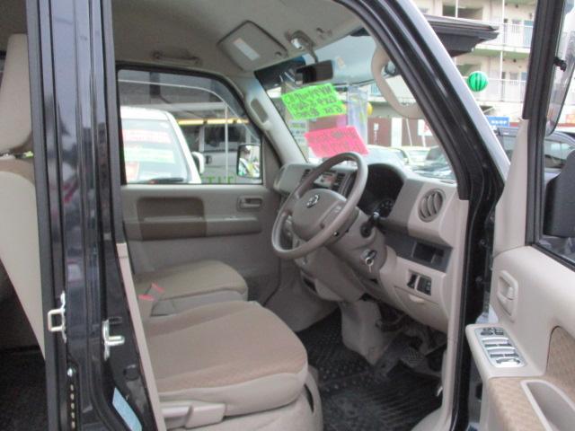 GXターボ 4WD ハイルーフ CD キーレス(6枚目)
