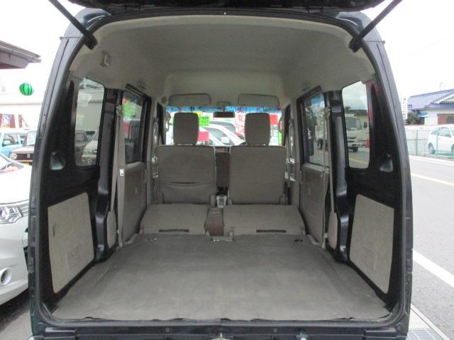 GXターボ 4WD ハイルーフ CD キーレス(11枚目)