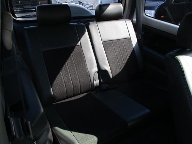ランドベンチャー パートタイム4WD ターボ ワンセグポータブルナビ ETC 純正16インチアルミ ハーフレザー調シート 背面タイヤハードカバー キーレス フォグランプ(6枚目)