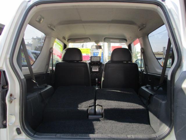 ランドベンチャー パートタイム4WD ターボ ワンセグポータブルナビ ETC 純正16インチアルミ ハーフレザー調シート 背面タイヤハードカバー キーレス フォグランプ(8枚目)