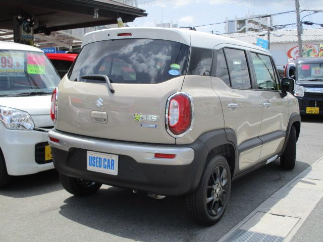 「スズキ」「クロスビー」「SUV・クロカン」「大阪府」の中古車2
