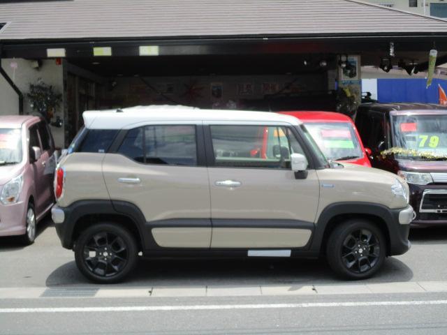 「スズキ」「クロスビー」「SUV・クロカン」「大阪府」の中古車5