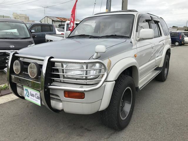 「トヨタ」「ハイラックスサーフ」「SUV・クロカン」「兵庫県」の中古車3
