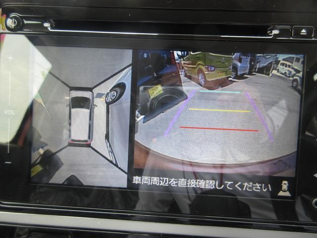 スズキ ワゴンR ハイブリッドFZ・セーフティーP・全方位モニター付ナビ