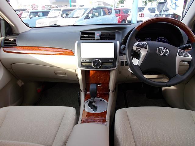 トヨタ プレミオ 1.5F EXパッケージ・寒冷地HIDライト運パワーシート