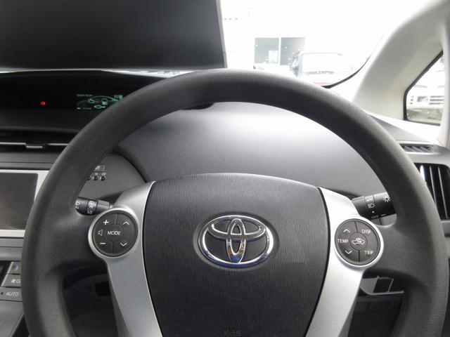 トヨタ プリウス S・HDDフルセグナビ・ETC・バックカメラ