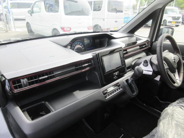 スズキ ワゴンRスティングレー ハイブリッドX・フルセグナビ・DCBS