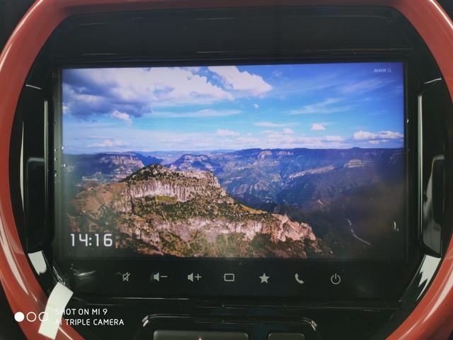 ハイブリッドXターボ 9インチHDディスプレイナビ・全方位モニター用カメラパッケージ・アダプティブクルーズコントロール・スズキセーフティーサポート(10枚目)