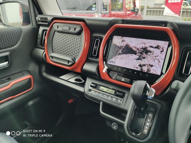 ハイブリッドXターボ 9インチHDディスプレイナビ・全方位モニター用カメラパッケージ・アダプティブクルーズコントロール・スズキセーフティーサポート(16枚目)