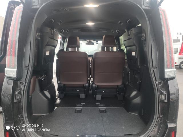 ハイブリッドGi プレミアムパッケージ セーフティーセンス・LEDヘッドライト・両側パワースライドドア・クリアランスソナー・360度ドラレコ・バックアイカメラ・フルセグナビ・天井スピーカー・クルーズコントロール(22枚目)