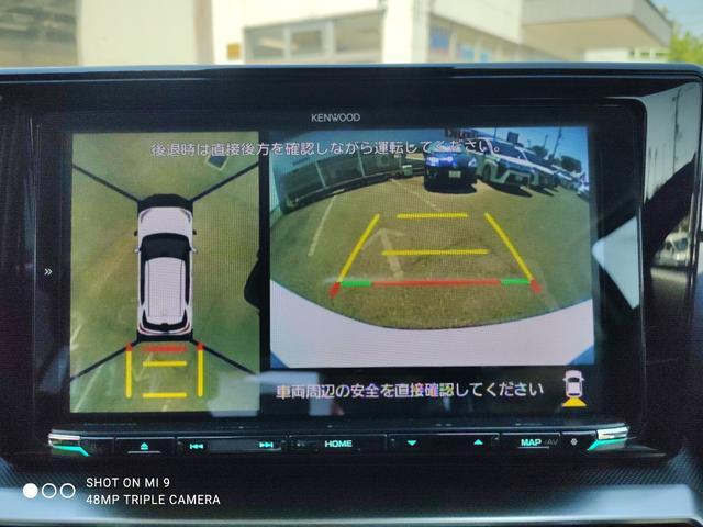 Z LEDヘッドライト・LEDフォグライト・9インチナビ・全方位カメラ・ブラインドスポットモニター・レーダー探知機・ドライブレコーダー・ETC・ワンオーナー(10枚目)