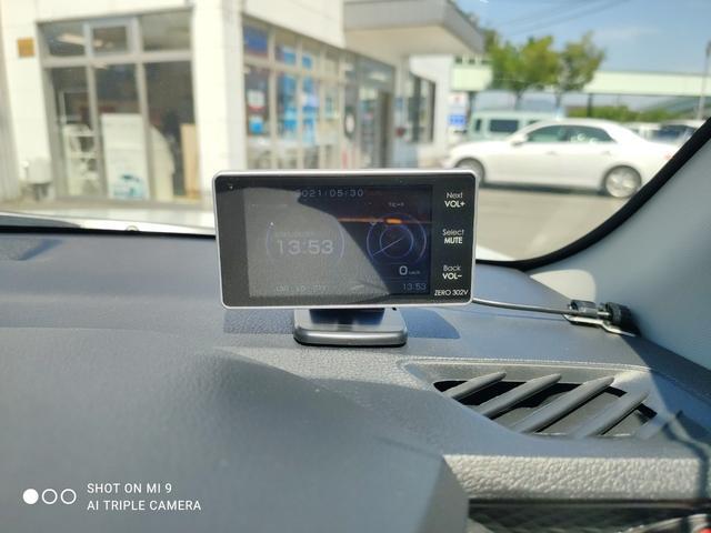 Z LEDヘッドライト・LEDフォグライト・9インチナビ・全方位カメラ・ブラインドスポットモニター・レーダー探知機・ドライブレコーダー・ETC・ワンオーナー(17枚目)