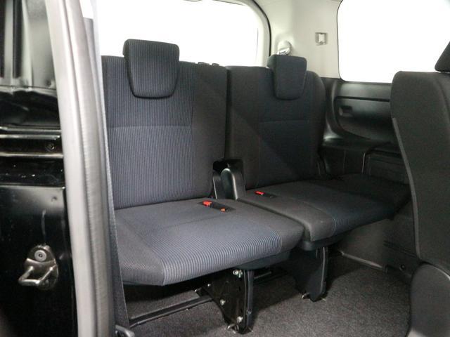 サードシートもしっかりとした乗り心地で、長距離も安心です!