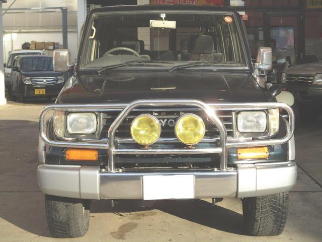 「トヨタ」「ランドクルーザープラド」「SUV・クロカン」「京都府」の中古車3