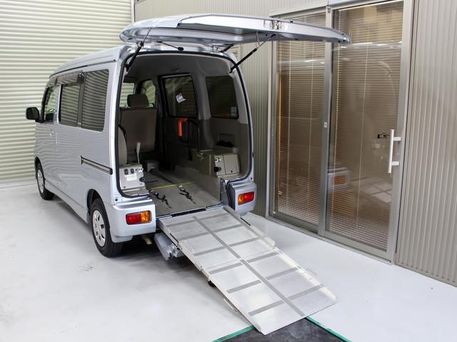 コンパクトなので、駐車・乗り降りもスマート!