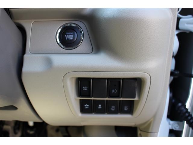 スズキ エブリイワゴン PZターボSP 届出済未使用車 レーダーブレーキサポート