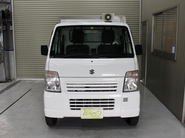 スズキ キャリイトラック 移動販売冷凍車 3AT エアコン パワステ バックカメラ