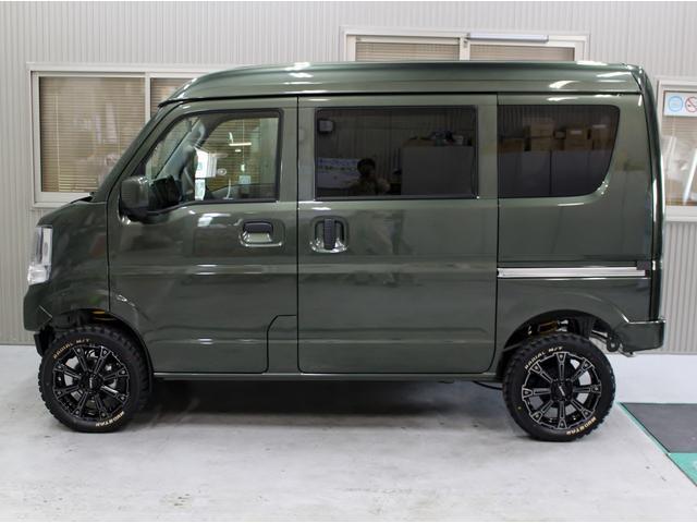 3型ジョインターボ 4AT 4WD コンプリートカー 新車(5枚目)