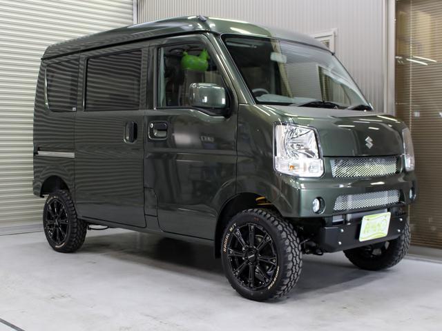 3型ジョインターボ 4AT 4WD コンプリートカー 新車(6枚目)