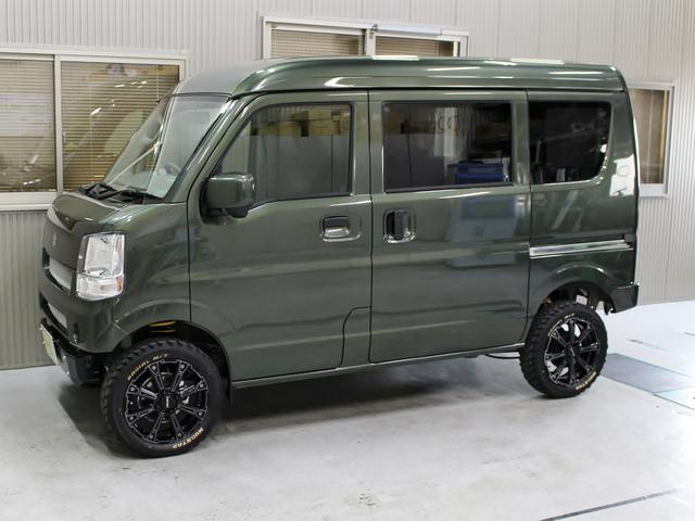 3型ジョインターボ 4AT 4WD コンプリートカー 新車(7枚目)