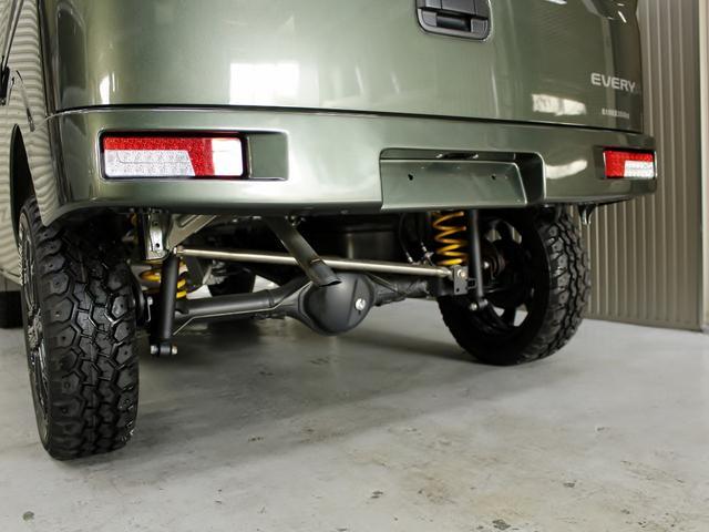 3型ジョインターボ 4AT 4WD コンプリートカー 新車(9枚目)