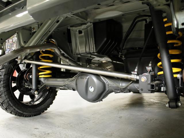 3型ジョインターボ 4AT 4WD コンプリートカー 新車(11枚目)
