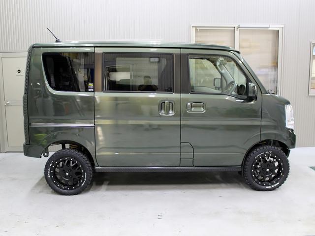 3型JPターボ 4AT 4WD コンプリートカー 新車(4枚目)