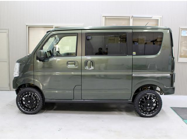 3型JPターボ 4AT 4WD コンプリートカー 新車(5枚目)