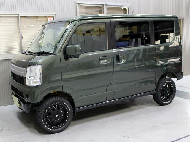 3型JPターボ 4AT 4WD コンプリートカー 新車(7枚目)