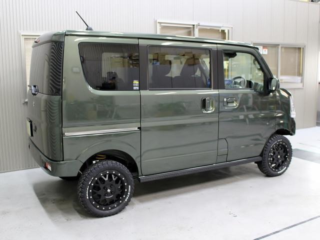 3型JPターボ 4AT 4WD コンプリートカー 新車(8枚目)