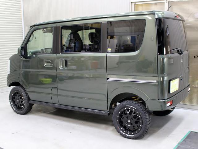 3型JPターボ 4AT 4WD コンプリートカー 新車(9枚目)