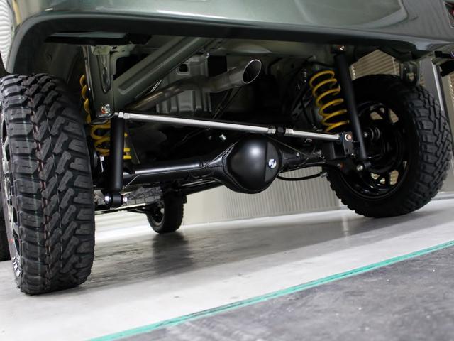 3型JPターボ 4AT 4WD コンプリートカー 新車(11枚目)
