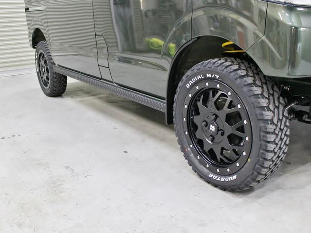 3型JPターボ 4AT 4WD コンプリートカー 新車(14枚目)