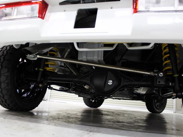 【ラテラルロッド】サスにて車高上げた際のフレーム・車体のズレを補正してくれるおススメアイテムです!