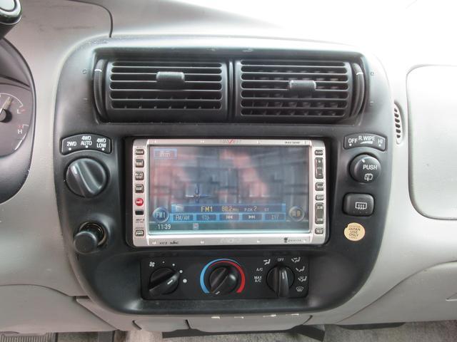 フォード フォード エクスプローラー XLT 電動格納ミラー HDDナビ ETC 1オーナー