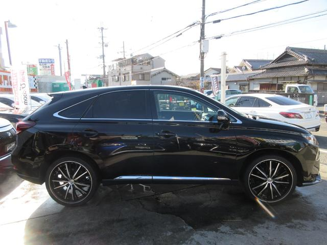 「レクサス」「RX」「SUV・クロカン」「大阪府」の中古車6
