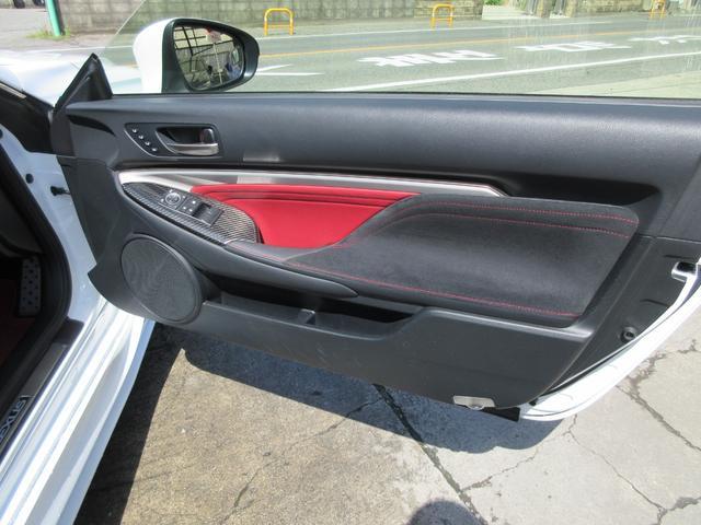 ベースグレード WORK20インチAW bremboブレーキキャリパー TEIN車高調 LEXONエアロ APEXIチタンマフラー 赤革シート デイライトキット リアウイング DSRC BSM カーボン サンルーフ(14枚目)