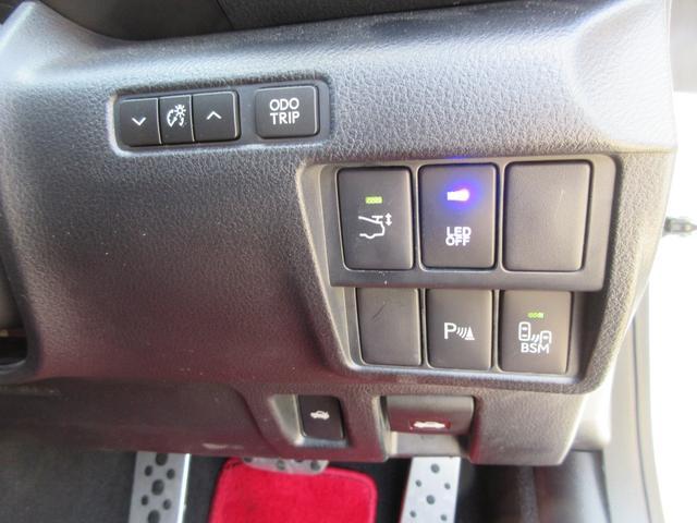 ベースグレード WORK20インチAW bremboブレーキキャリパー TEIN車高調 LEXONエアロ APEXIチタンマフラー 赤革シート デイライトキット リアウイング DSRC BSM カーボン サンルーフ(25枚目)