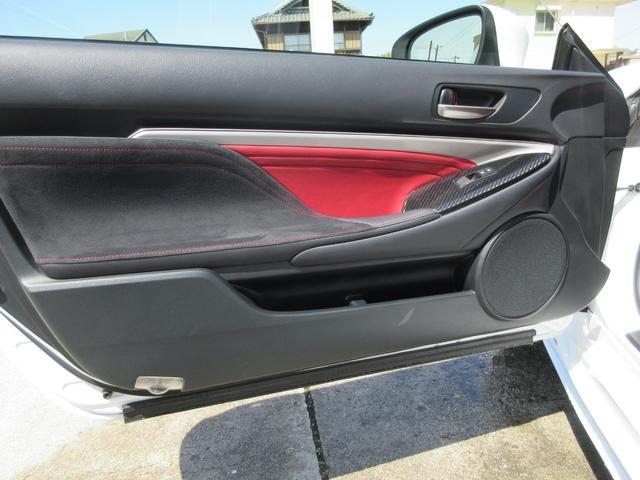 ベースグレード WORK20インチAW bremboブレーキキャリパー TEIN車高調 LEXONエアロ APEXIチタンマフラー 赤革シート デイライトキット リアウイング DSRC BSM カーボン サンルーフ(35枚目)