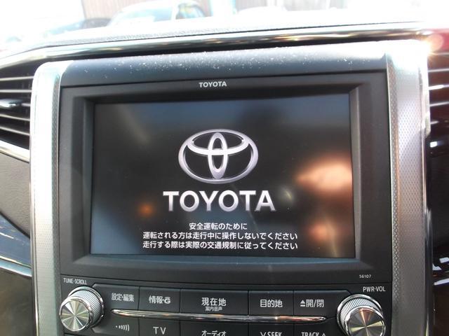 2.4Z G サンルーフ 黒本革シート 純正HDDナビTV(12枚目)