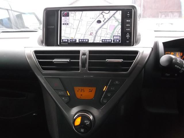 トヨタ iQ 100G フルセグTVナビ HIDライト スマートキー