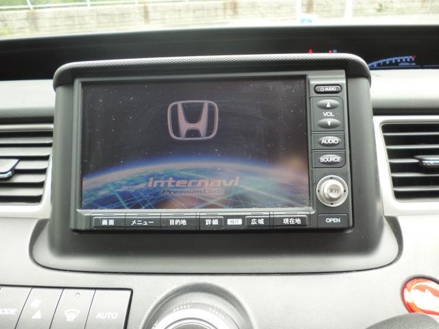 ホンダ ステップワゴン スパーダS HDDナビ スマートスタイルED