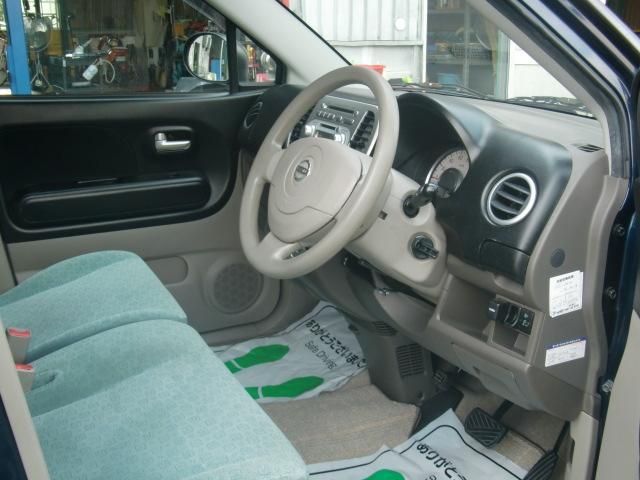 Eフル装備Sキー軽自動車安心整備車検2年4月付総額30万円(9枚目)