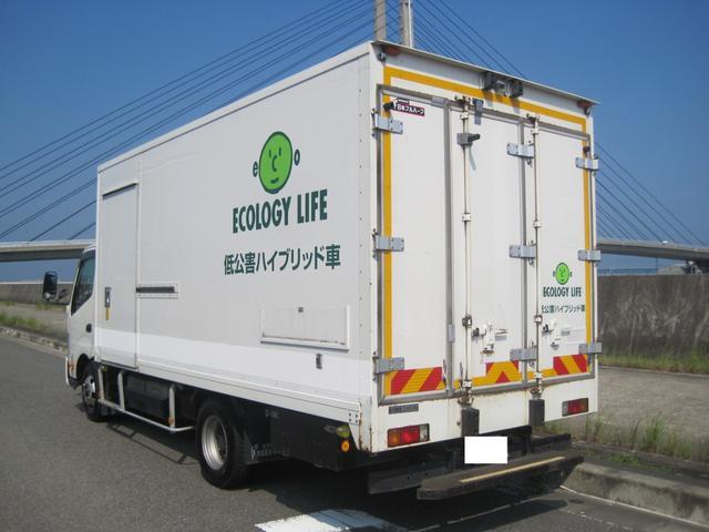 「その他」「デュトロハイブリッド」「トラック」「大阪府」の中古車7