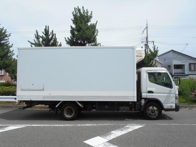 ワイドロング 冷凍冷蔵車(4枚目)
